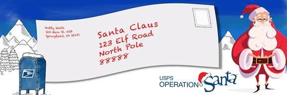 usps operation santa 2019